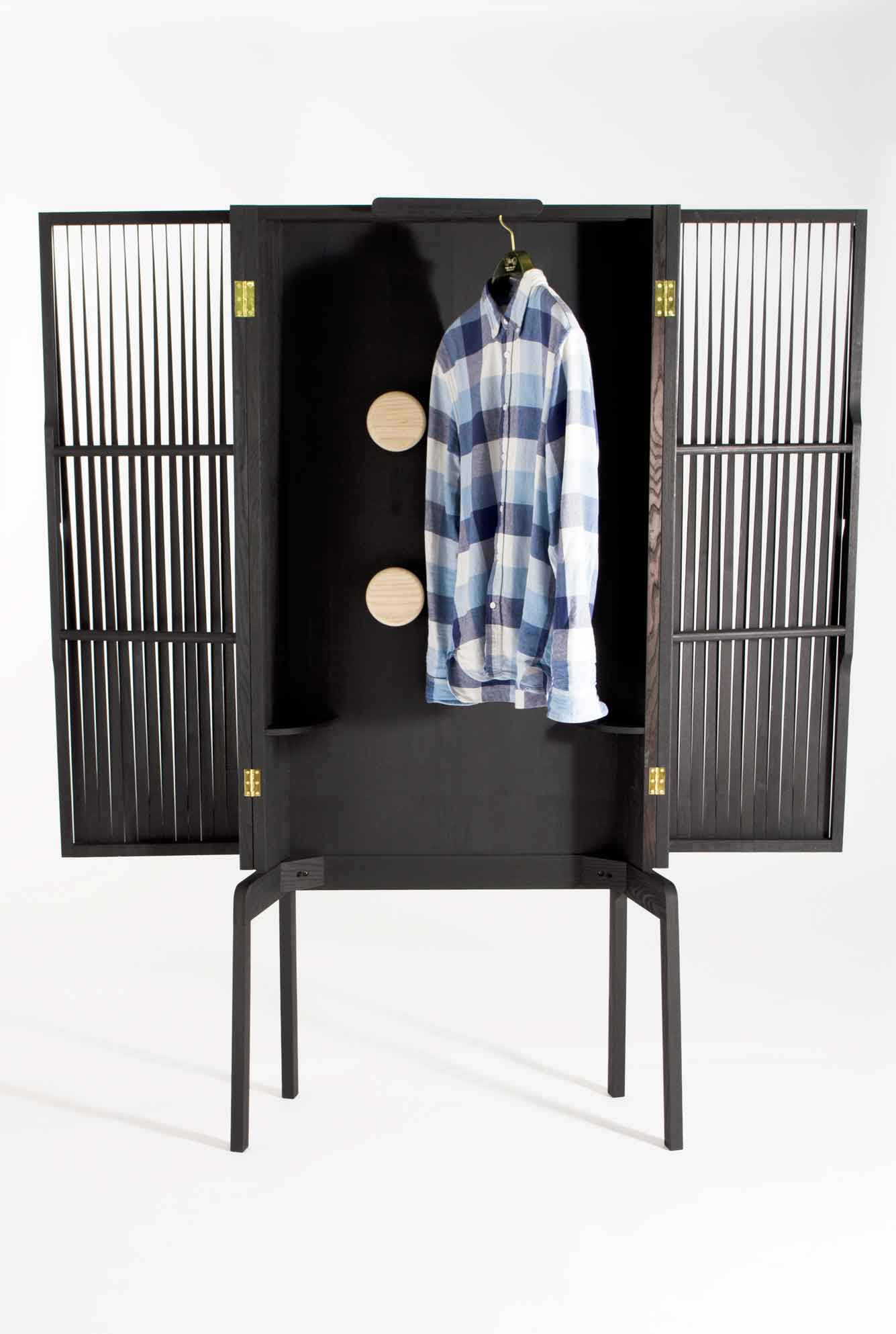 Cabinet by Charlie Styrbjorn Nilsson with Olle K Engberg and Ludwig Berg IMM Cologne   Yellowtrace