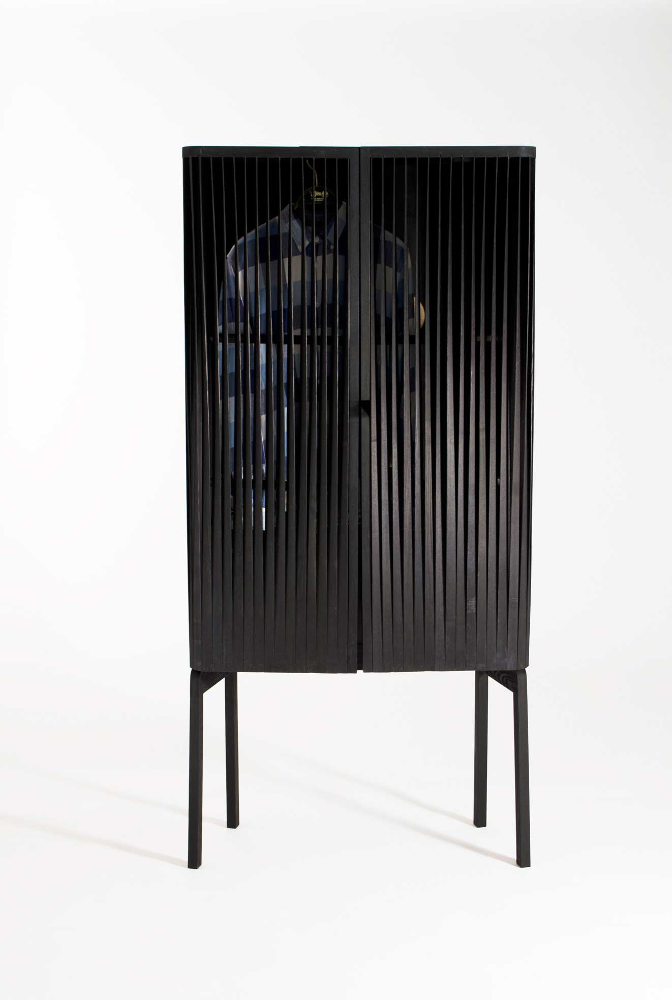 Cabinet by Charlie Styrbjorn Nilsson with Olle K Engberg and Ludwig Berg IMM Cologne | Yellowtrace