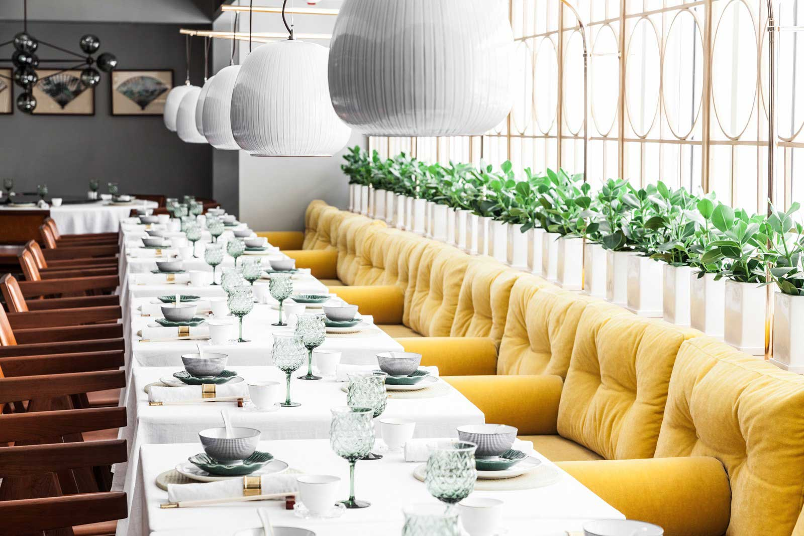 Duddells Hong Kong by Ilse Crawford | Yellowtrace