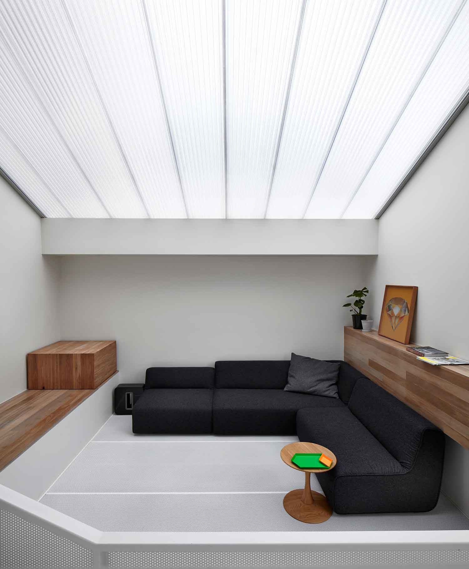 Gallery Post // Lightbox House by Edwards Moore, Melbourne.