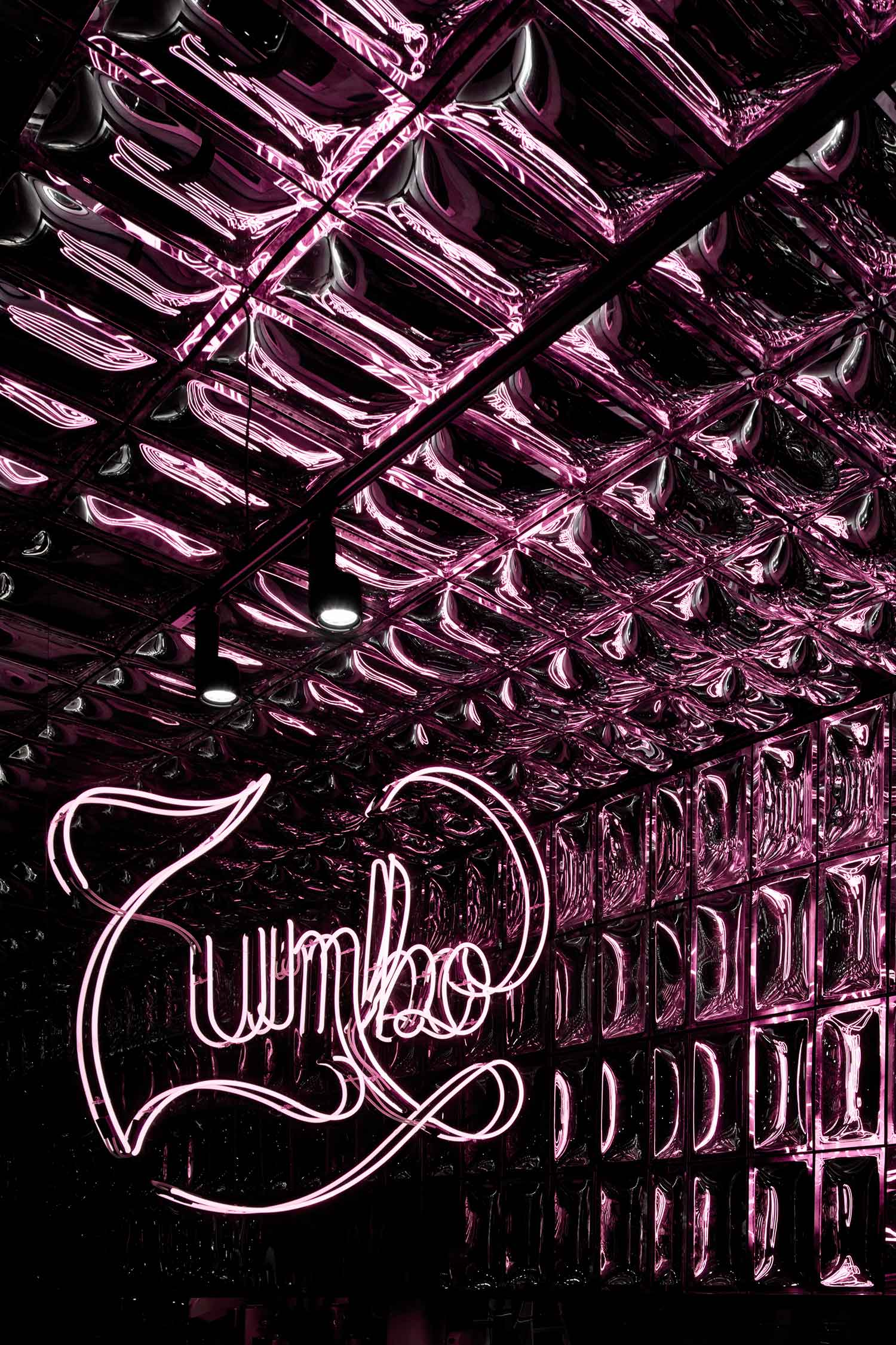 Zumbo Cafe in Melbourne by Elenberg Fraser.
