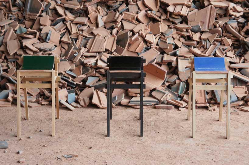 Kawar Bench by Tusyoshi Hayashi IMM Cologne | Yellowtrace