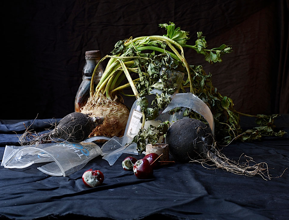 Laurie Frankel: Recycled Beauty Black Radish | Yellowtrace
