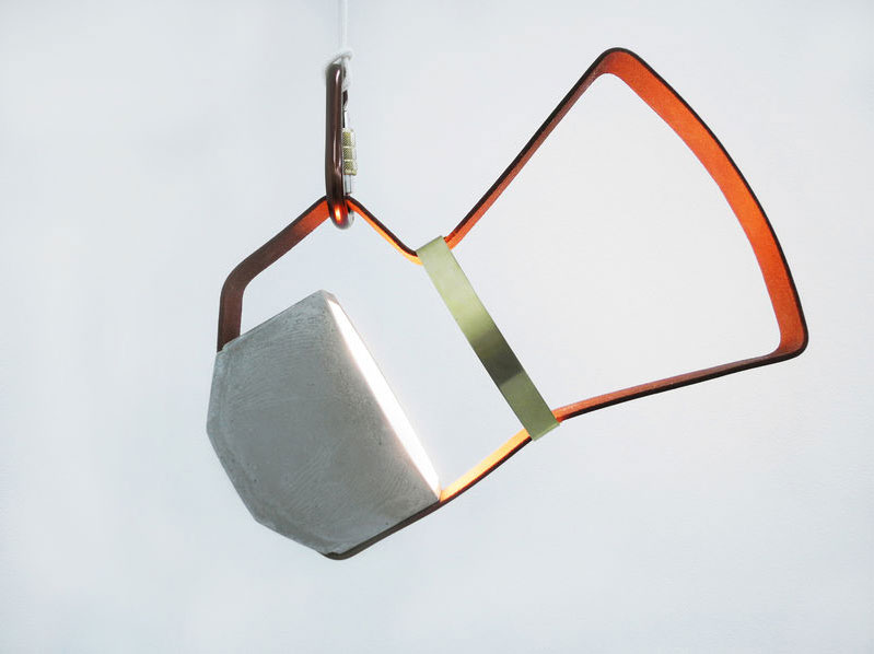 Nomadic Light by Katharina Eisenkock IMM Cologne | Yellowtrace