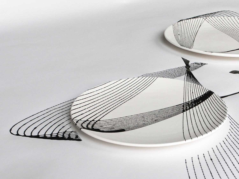 Oscillation Plates David Derksen   Yellowtrace
