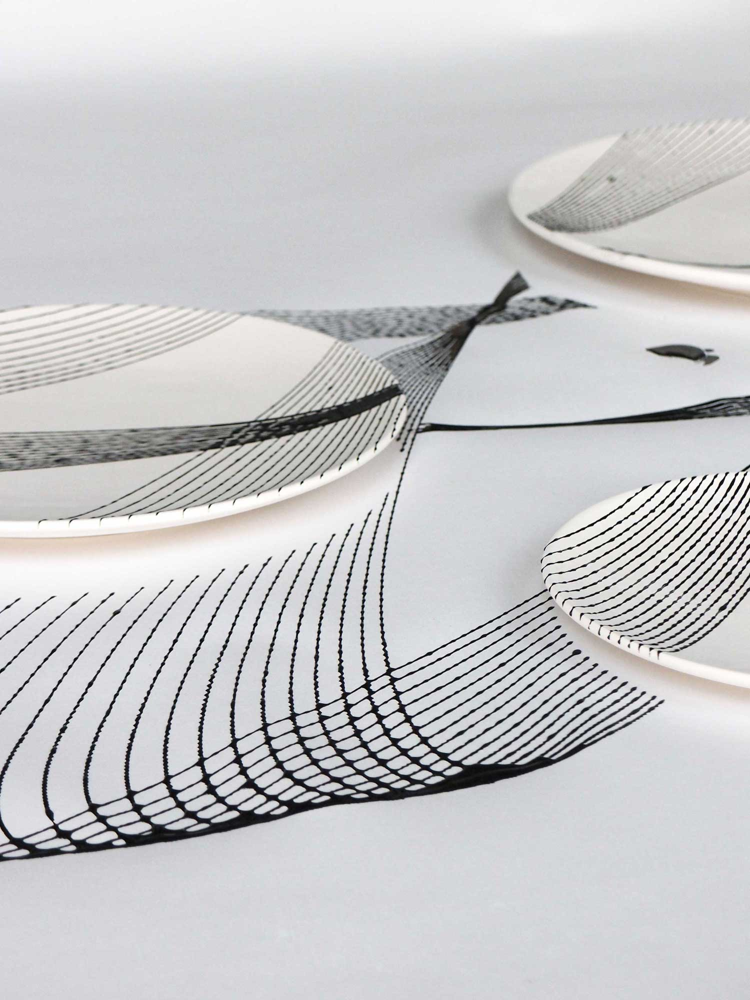 Oscillation Plates David Derksen | Yellowtrace