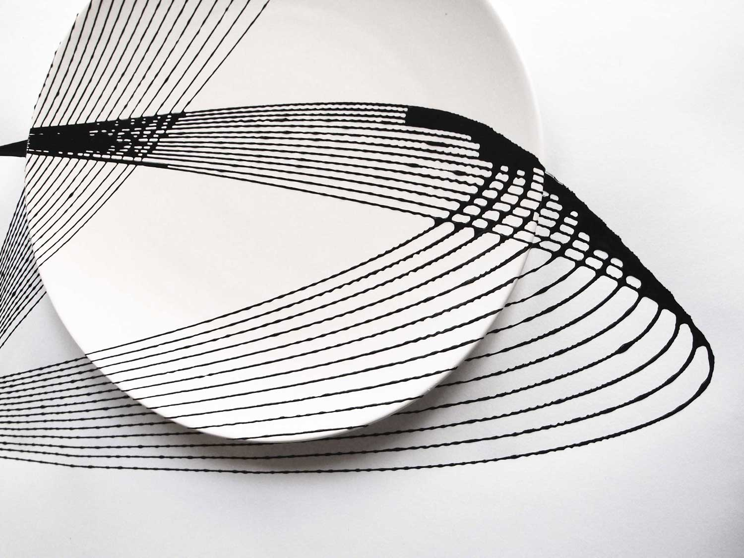 Oscillation Plates D. Derksen | Yellowtrace
