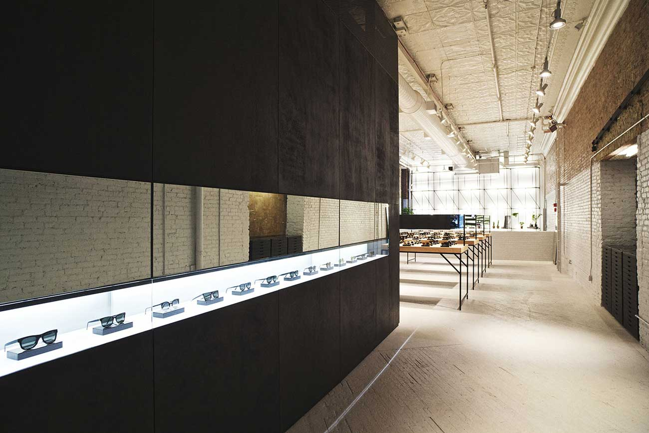 Retrosuperfuture NYC Store by Andrea Caputo | Yellowtrace