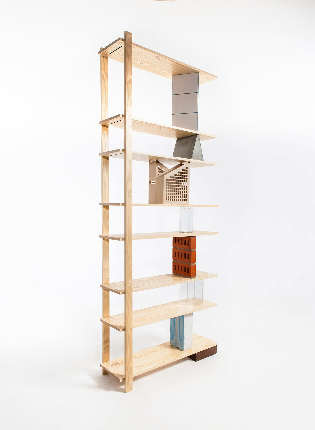 Stacked Objects by Emiel Remmelts IMM Cologne | Yellowtrace