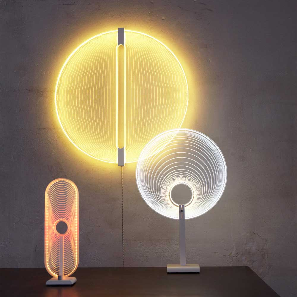 Thanks For The Sun Series Lighting by Arnout Meijer IMM Cologne | Yellowtrace