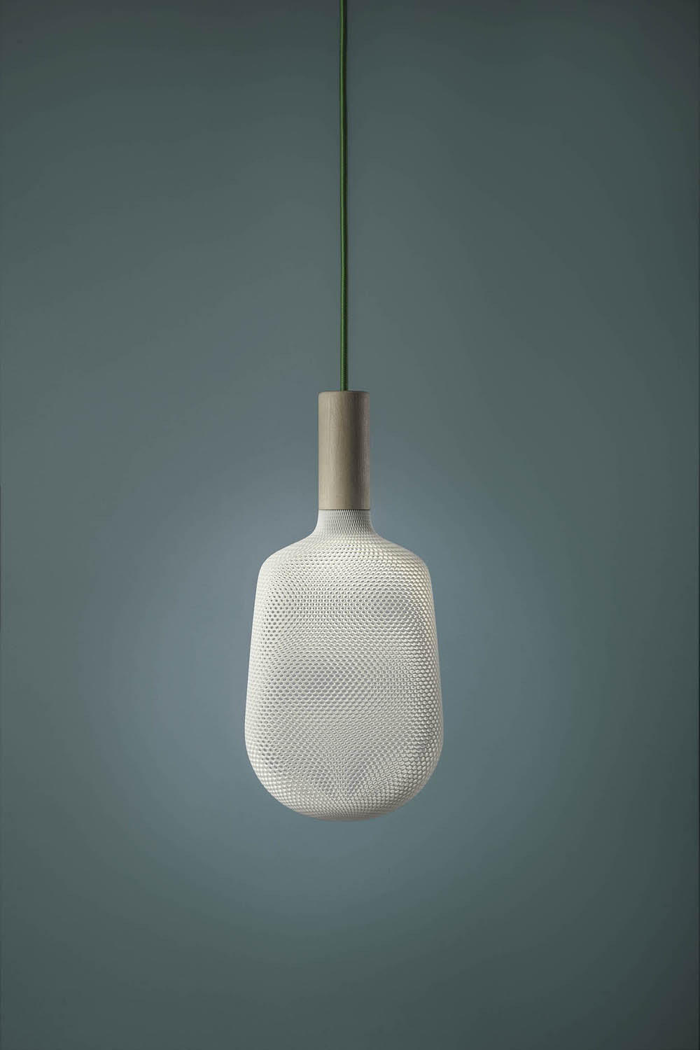 AFILLIA 3D Printed Light by Zambelli | Yellowtrace