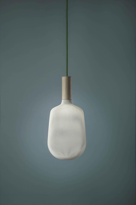 AFILLIA 3D Printed Light by Zambelli | Yellowtrace