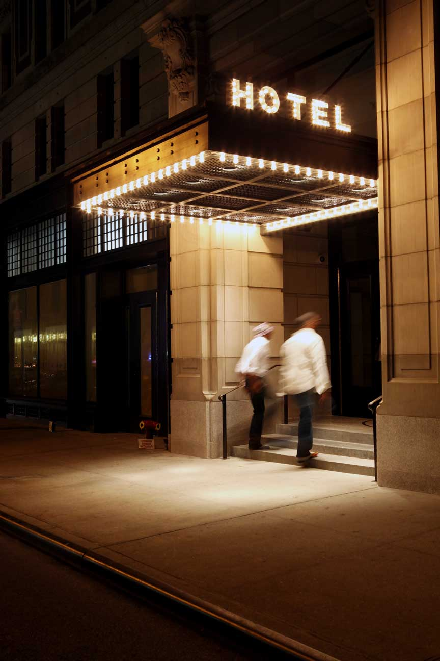New York Ace Hotel | Yellowtrace