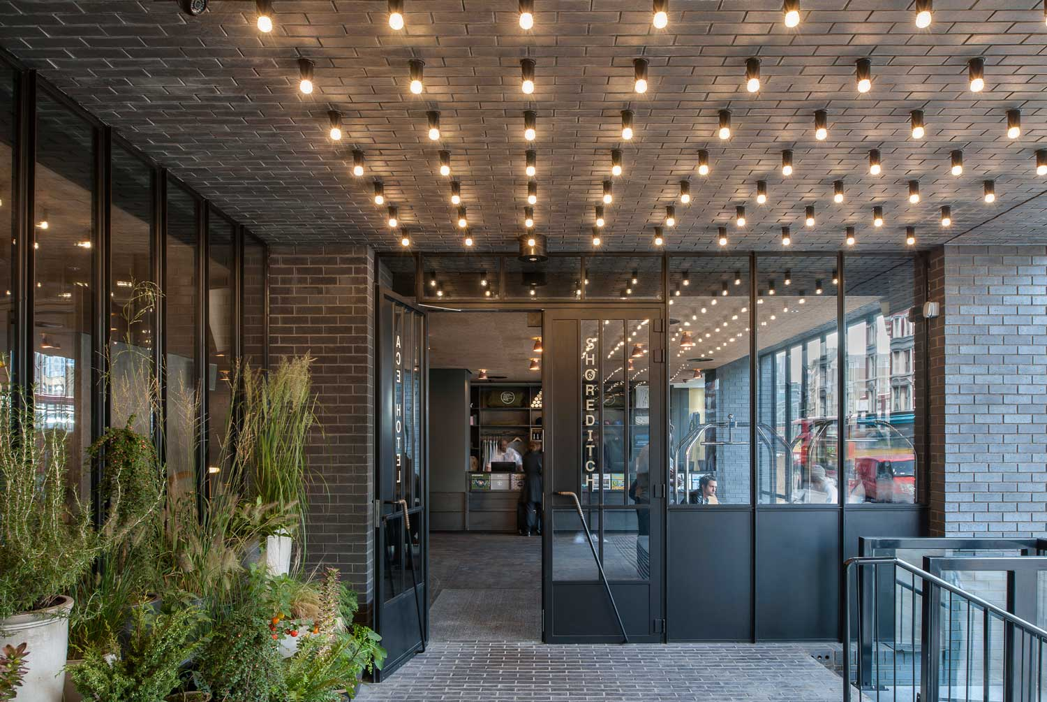 Ace Hotel London Shoreditch | Yellowtrace