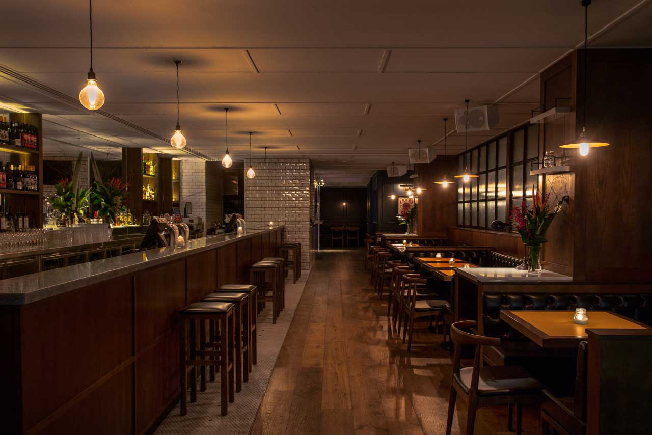 Bull & Bear Sydney Restaurant by Edge Design | Yellowtrace