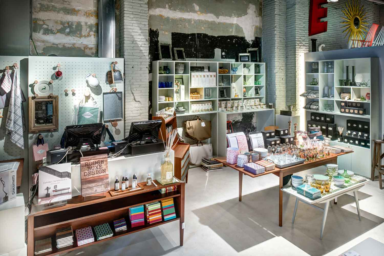 Concept Store by Jaime Beriestain   Yellowtrace