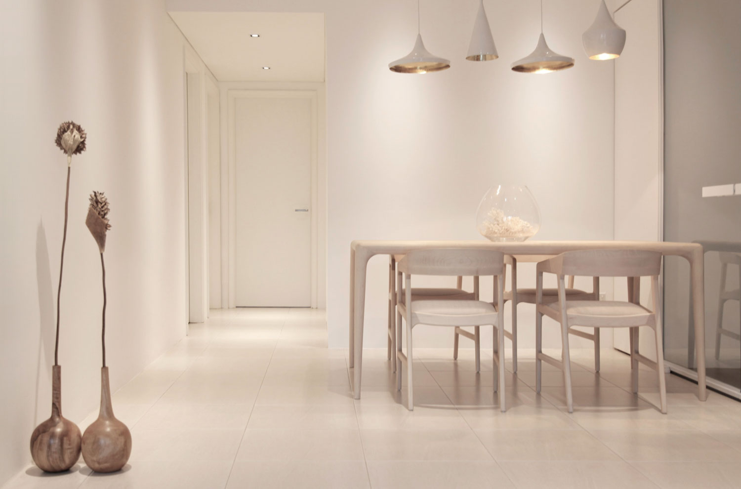 D Apartment, Singapore by 0932 | Yelowtrace