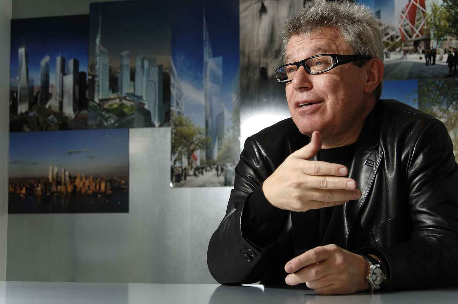 Where Architects Live - Daniel Libeskind | Yellowtrace
