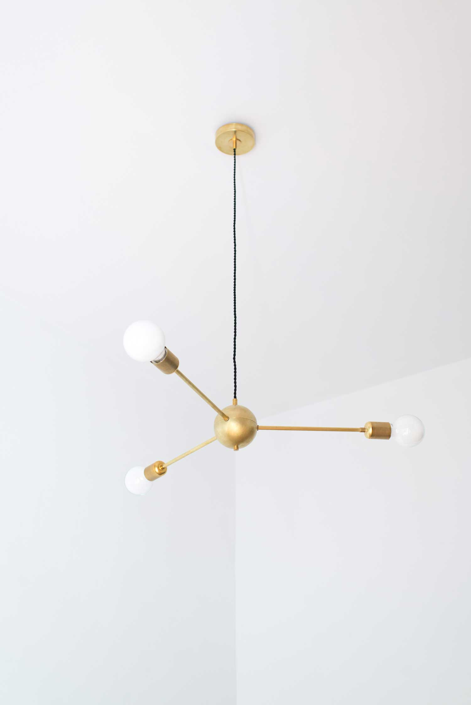 Quirky Handmade Lighting by Antoñito y Manolín // Spain.