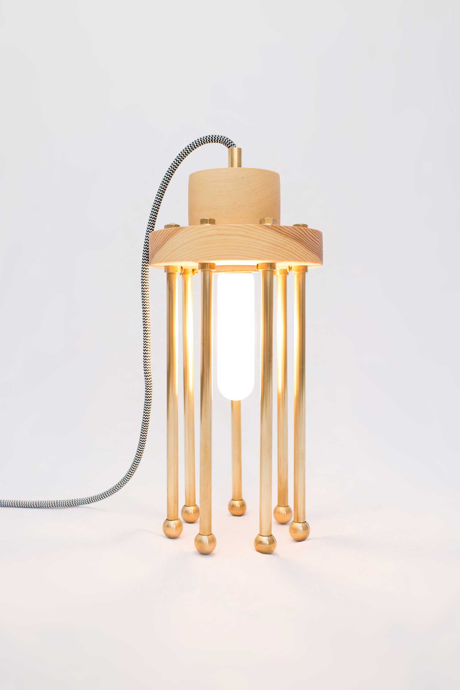 Handmade Lighting and Design Accessories by Antonito y Manolin | Yellowtrace