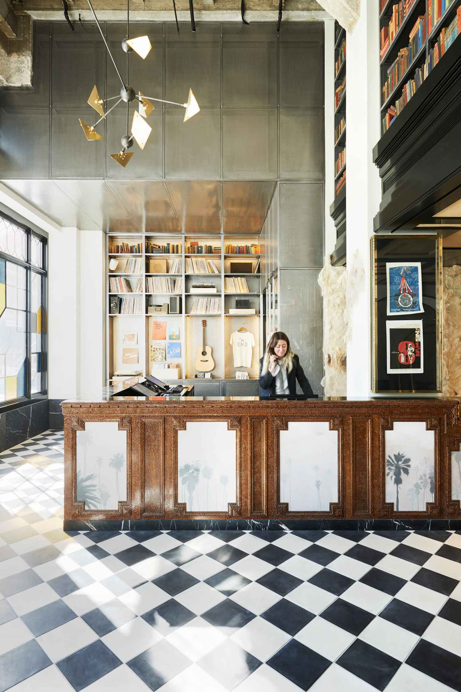 Gallery Post // Ace Hotel Downtown Los Angeles.