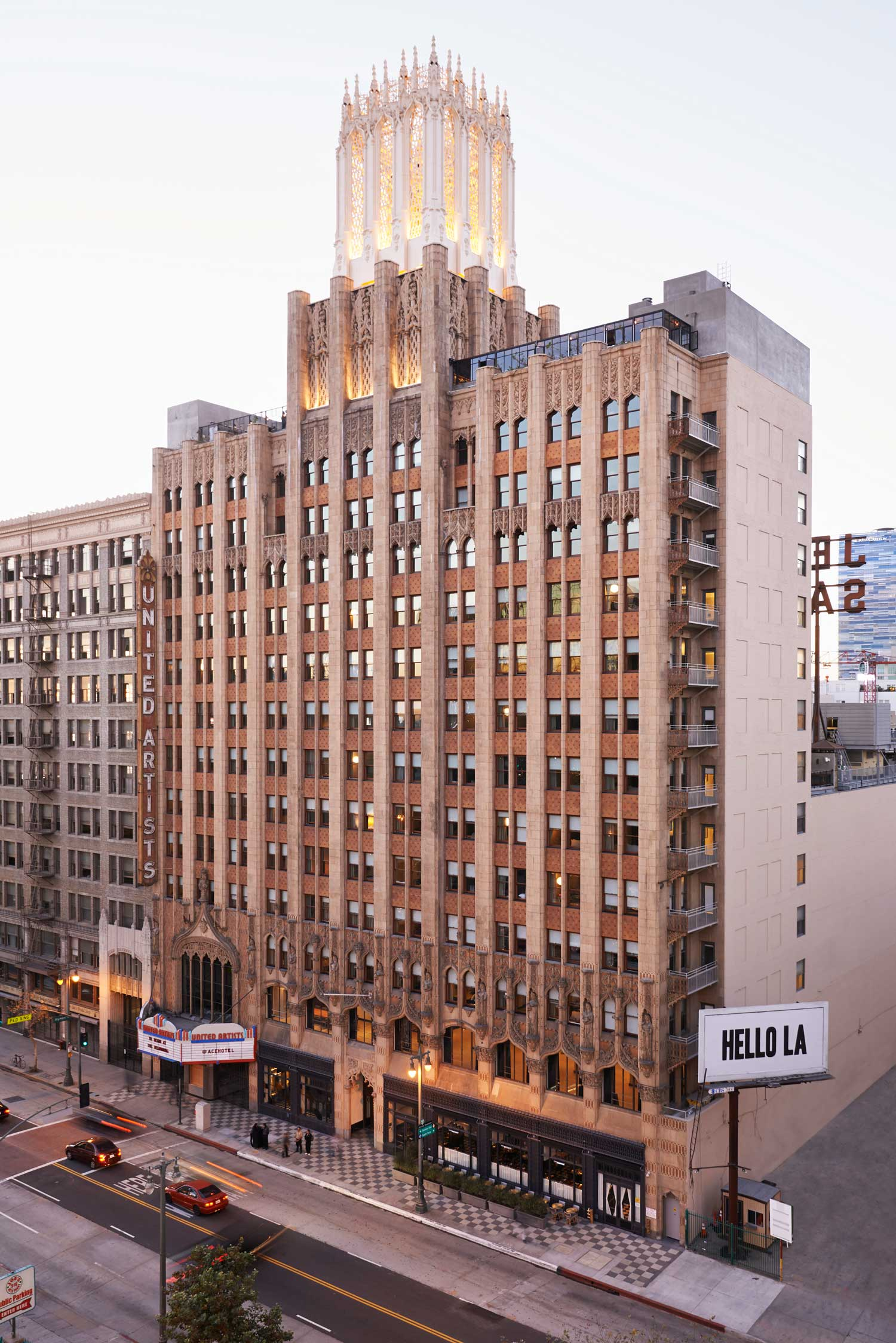 Ace Hotel Downtown Los Angeles | Yellowtrace