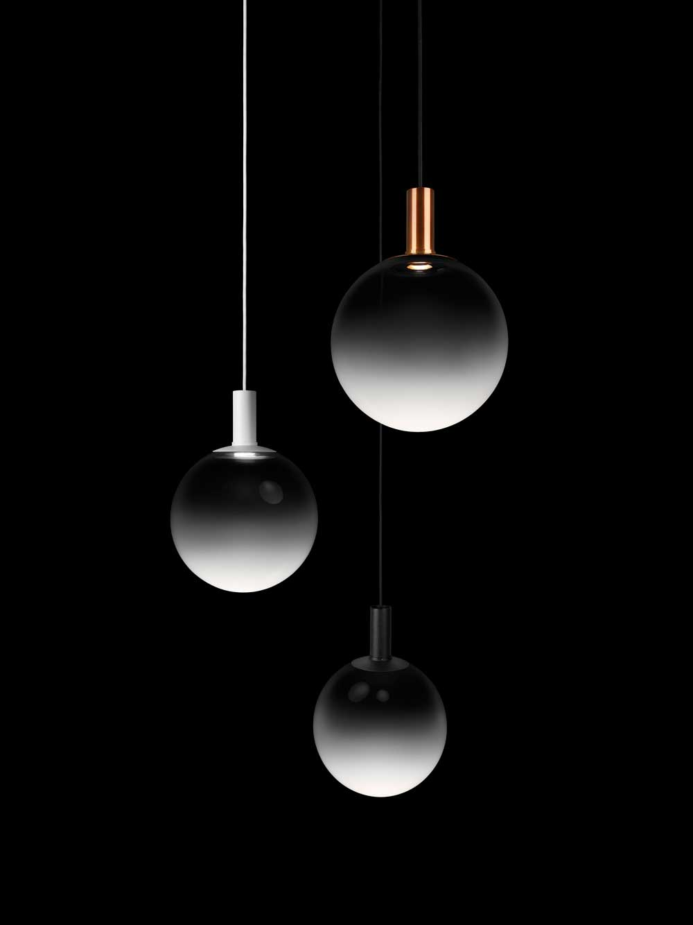 Fog Light by Front Design for Zero, Stockholm Furniture Fair 2014 | Yellowtrace