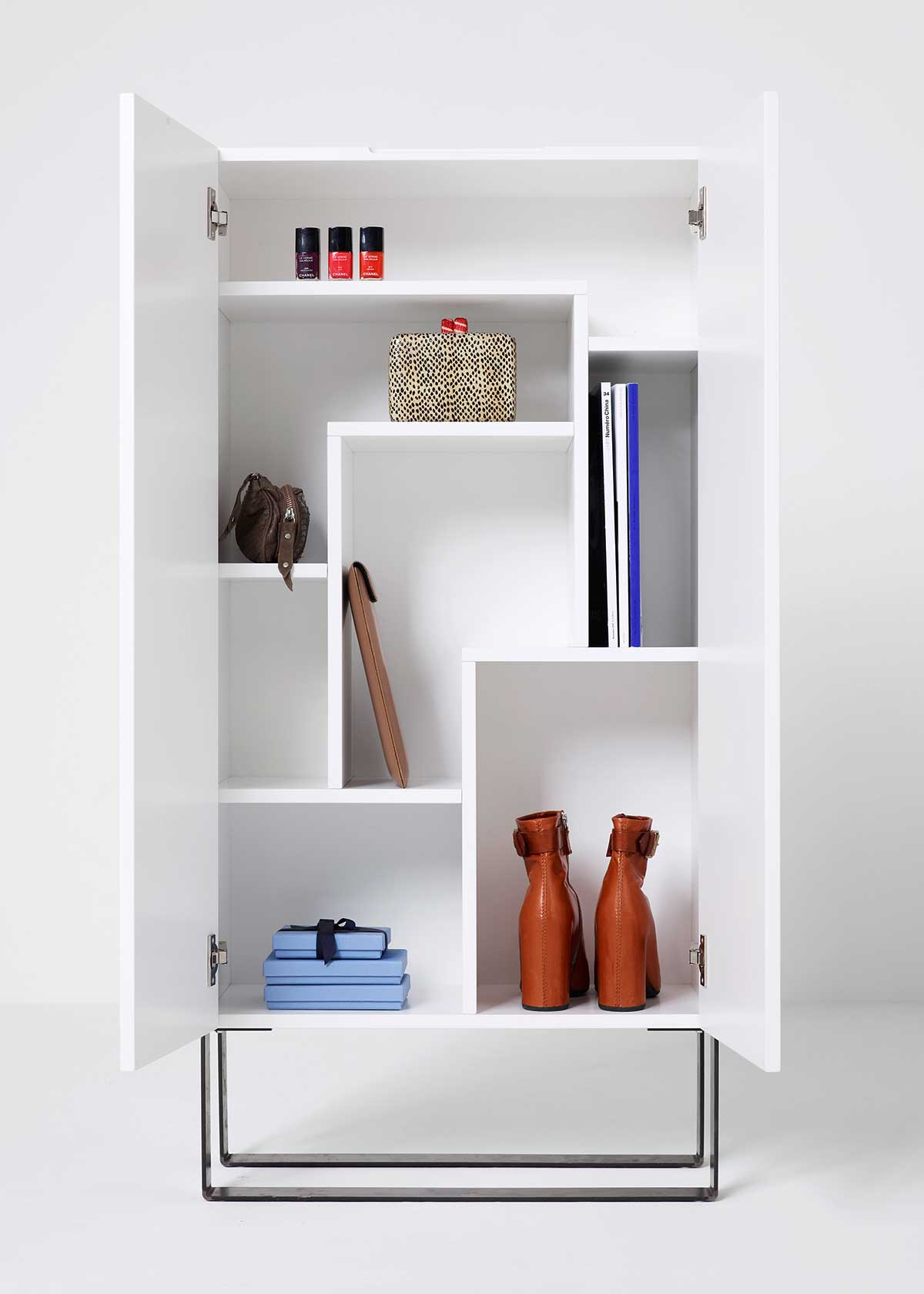 Guess storage by Jipson Design for Karl Andersson | Yellowtrace