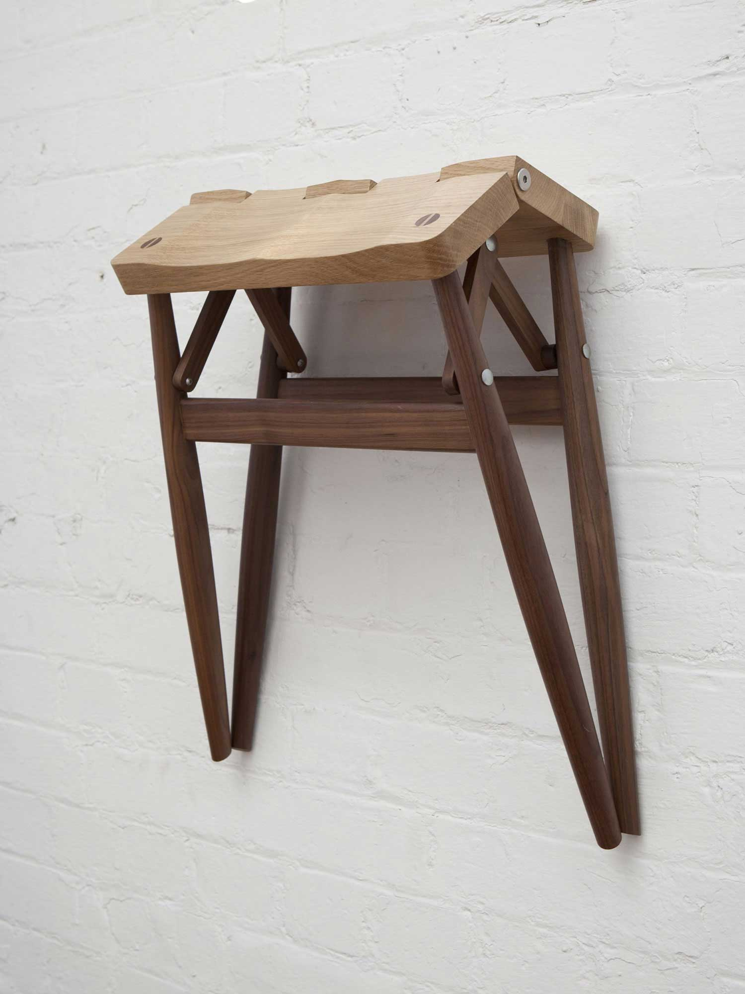 Imo Folding Stool by Pinch Design | Yellowtrace