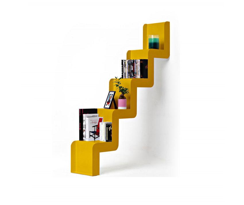 Juliette Wall Shelf by Jean-Marc Gad | Yellowtrace