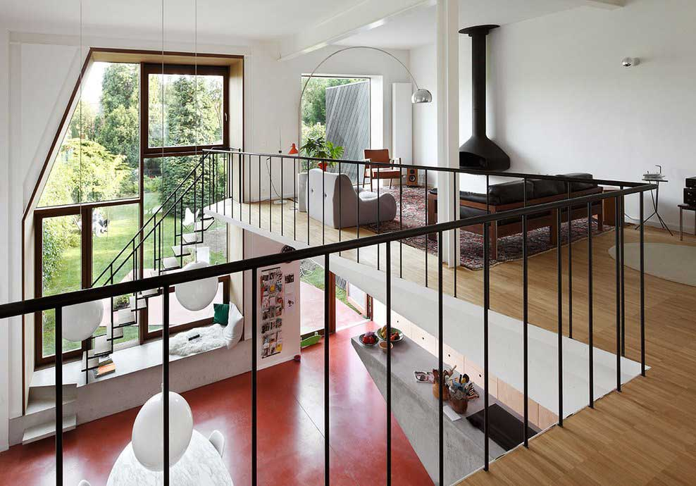 Kessel Lo House by NU Architectuuratelier   Yellowtrace