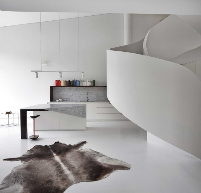 Loft Apartment West Melbourne by Adrian Amore | Yellowtrace