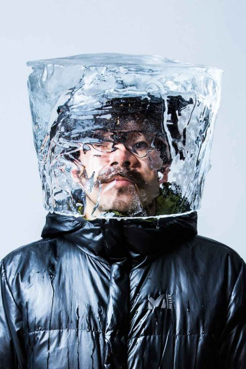Baku Maeda // The Master of Unconventional Ice & Ribbon Sculptures.