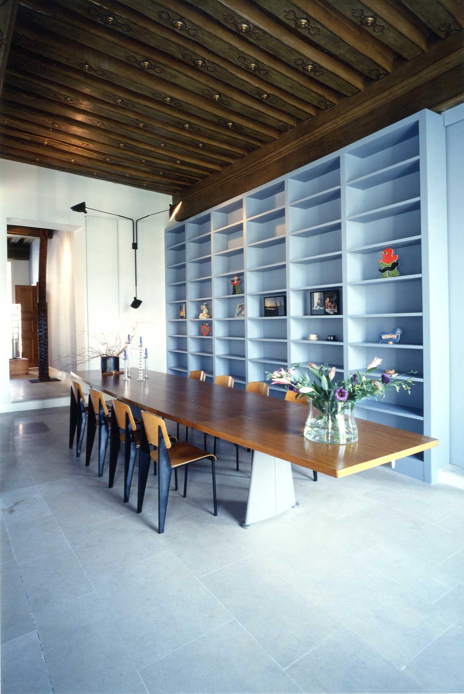 Where Architects Live - Massimiliano & Doriana Fuksas   Yellowtrace
