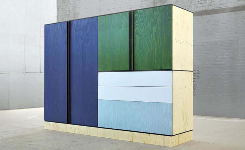Nordic Spruce Box by Labt at Maison et Objet 2014 | Yellowtrace