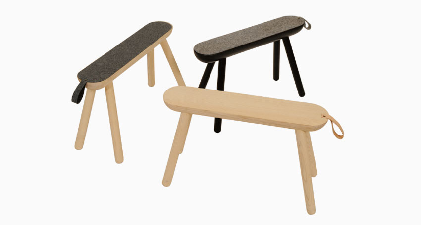 Norrmade Furniture Collection at Maison&Objet 2014 | Yellowtrace