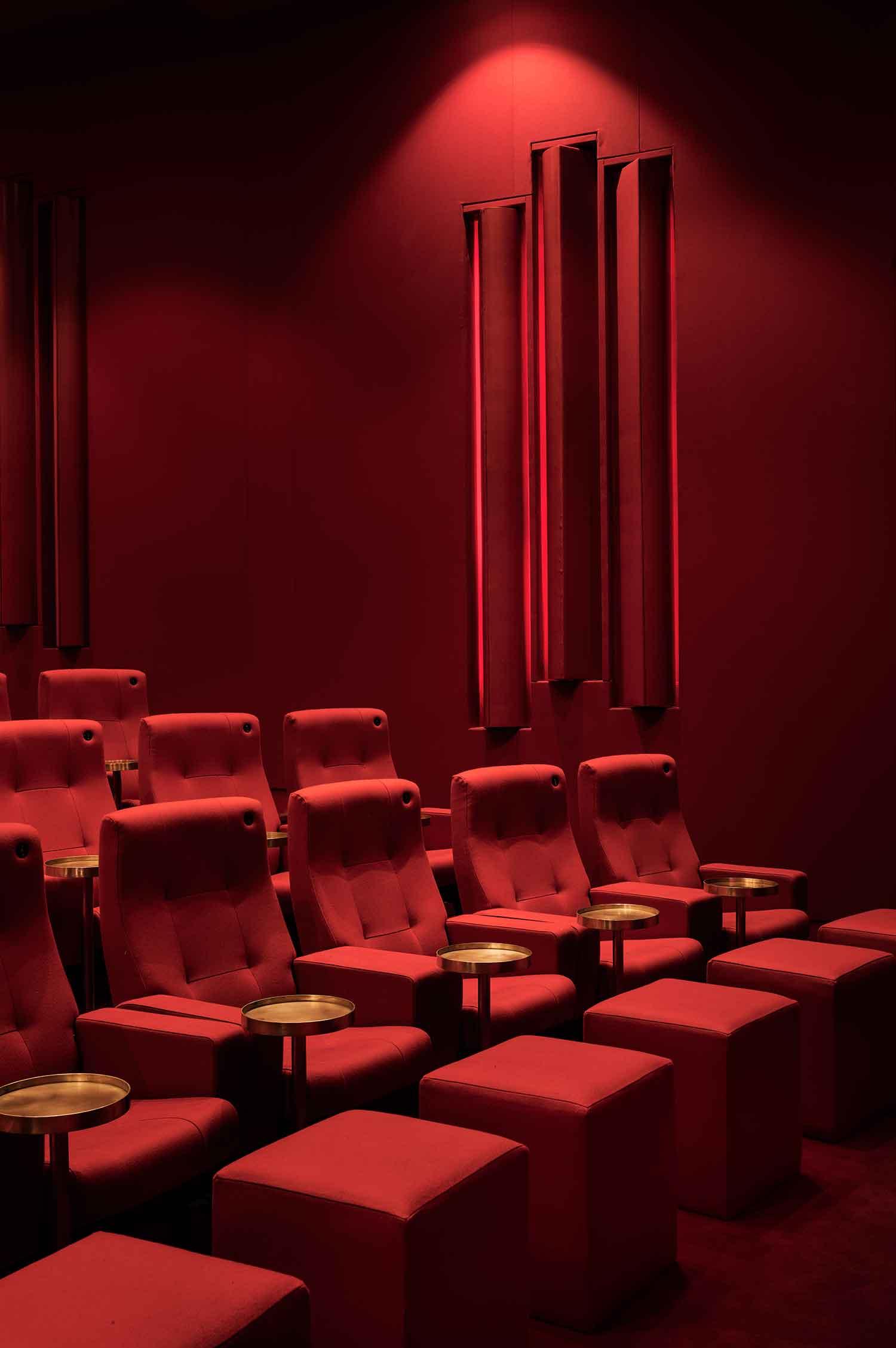 Olympic Studios Cinema by Simone McEwan   Yellowtrace