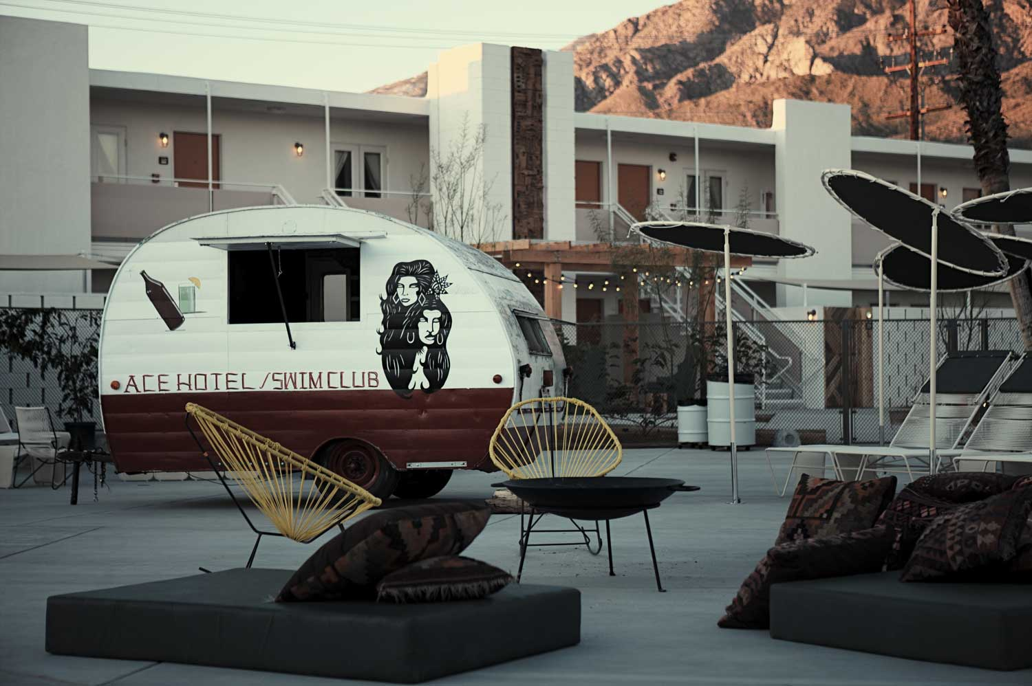 Palm Springs Ace Hotel | Yellowtrace