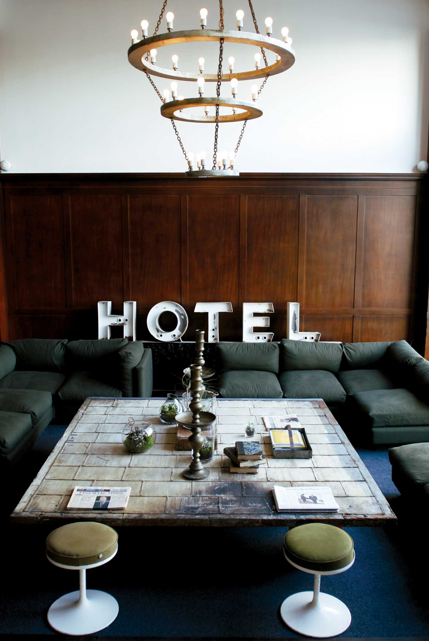 Portland Ace Hotel | Yellowtrace