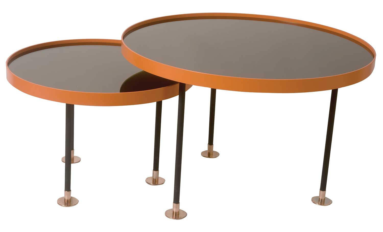 Spegelbord Table by Scherlin, Stockholm Furniture Fair 2014 | Yellowtrace