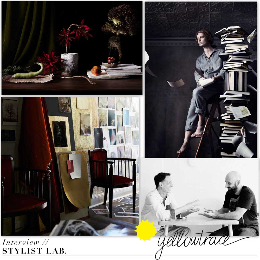 Stylist Lab Interview: Parish Stapleton and Marty Lochmann  | Yellowtrace