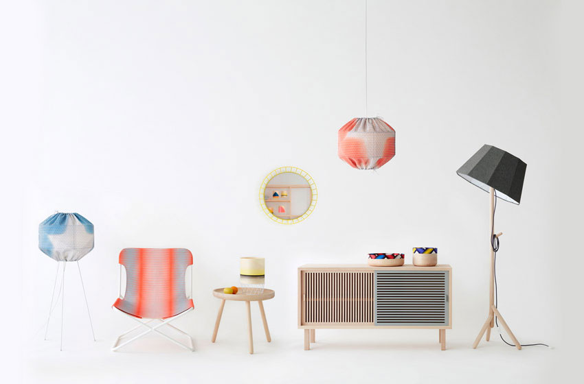 Third Furniture Collection by Colonel at Maison et Objet 2014 | Yellowtrace
