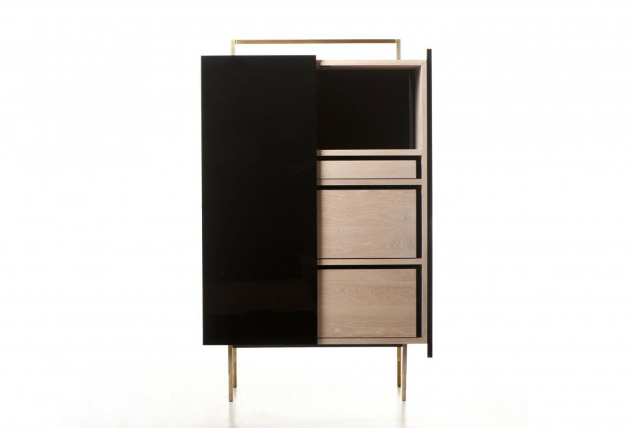 Tal Trunk Cabinet by Neri & Hu | Yellowtrace