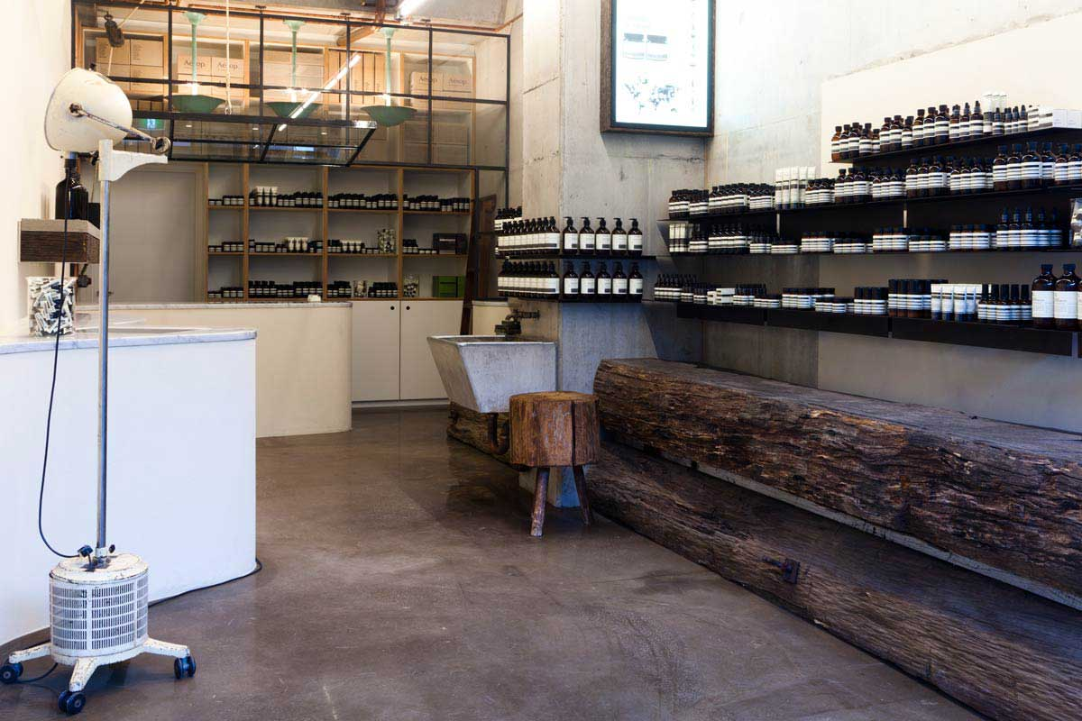Aesop Bondi Beach | Yellowtrace