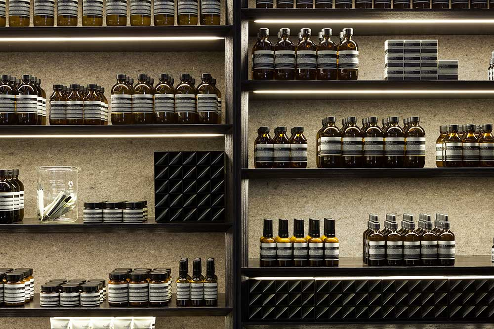 Aesop Canberra | Yellowtrace