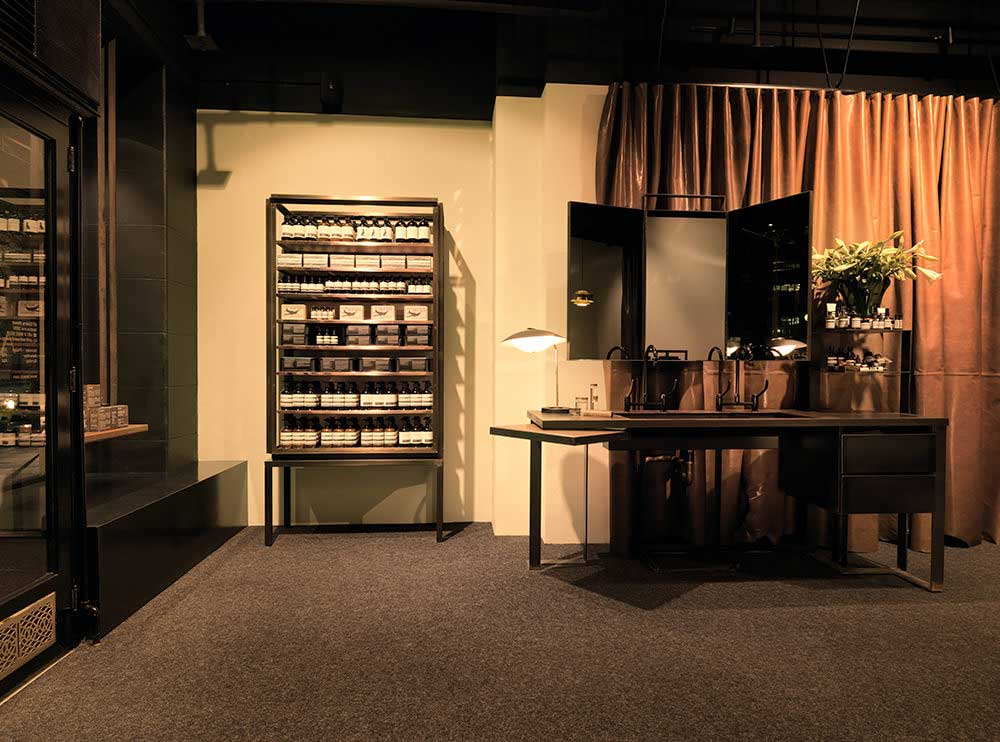 Aesop Collins Street Melbourne   Yellowtrace