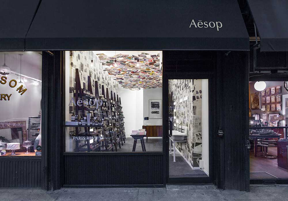 Aesop New York Ninth Avenue| Yellowtrace