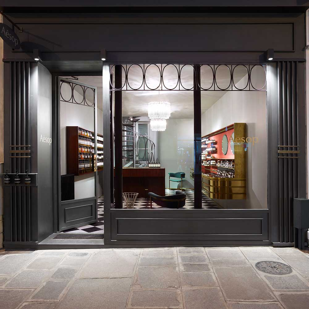 Aesop Saint Sulpice Saint Germain Paris| Yellowtrace