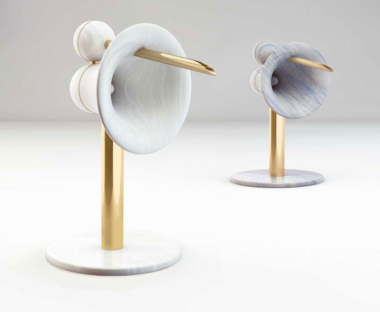 Equilibrium Audio System by Arne Faerber at Design Days Dubai 2014   Yellowtrace