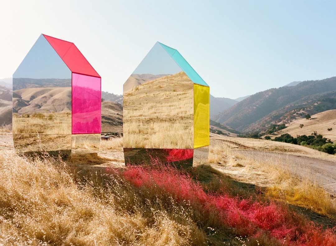 Autumn de Wilde Coloured Boxes for Cadillac | Yellowtrace